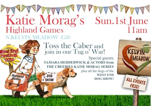 Katie Morag Highland Games and Gala